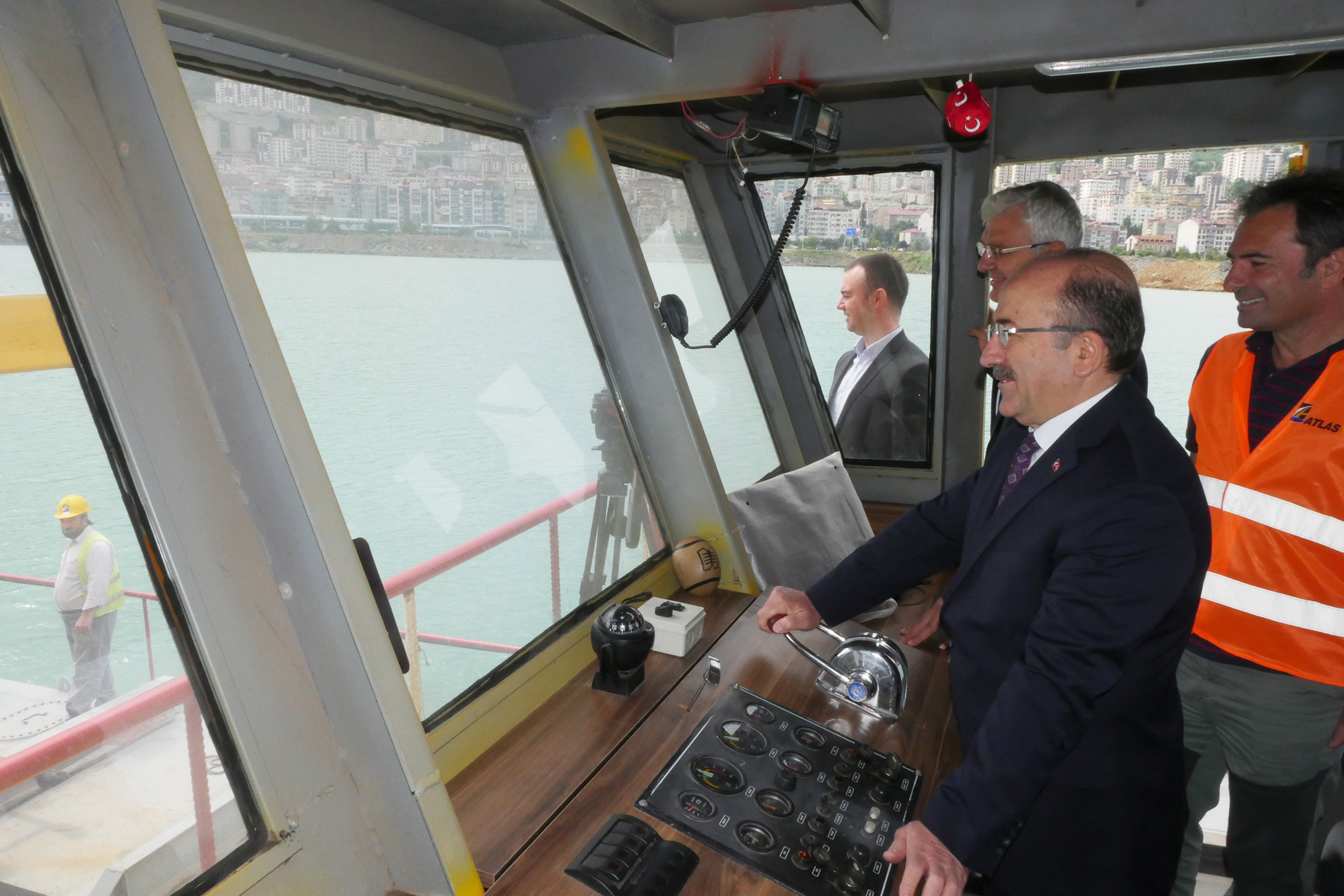 Trabzon Sahili ilgi odağı haline gelecek