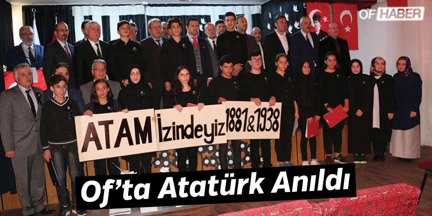 Türkiye Cumhuriyeti´nin kurucusu Atatürk ölünün 80 yılında anıldı