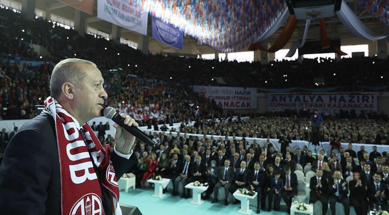 'ANTALYA'DAKİ ZARARIN GEREĞİ NEYSE YAPACAĞIZ'