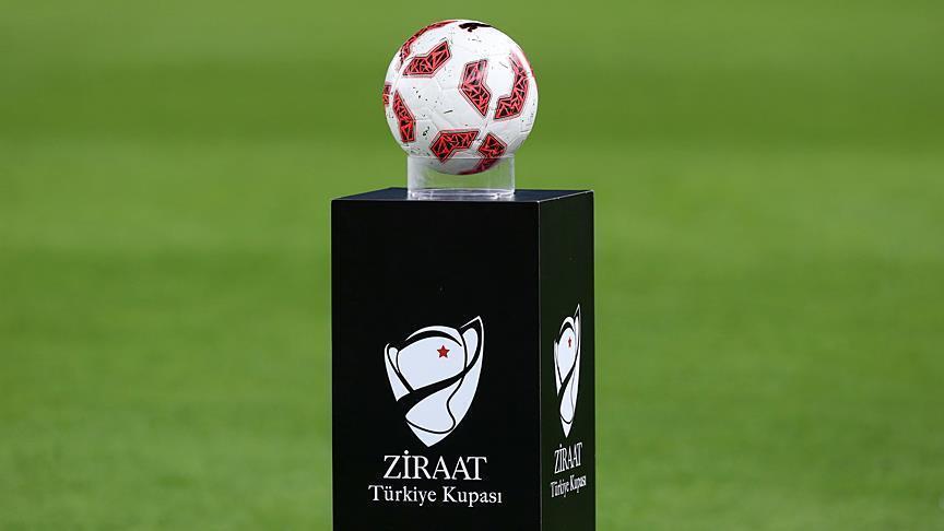 Ziraat Türkiye Kupası'nda kura çekimi yarın yapılacak