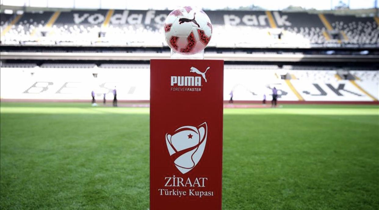 Türkiye Kupası'nda kuralar çekildi.. Trabzonspor...