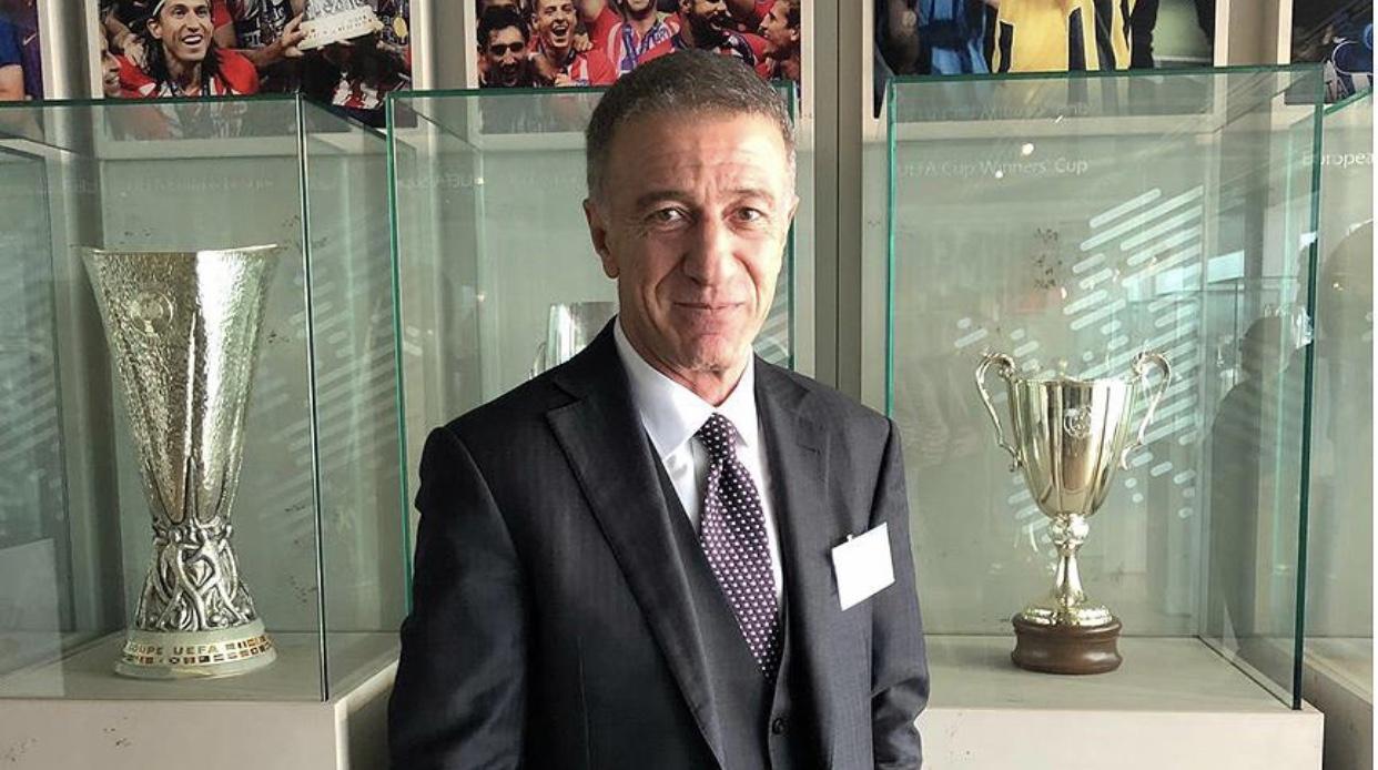 Ağaoğlu'ndan UEFA açıklaması