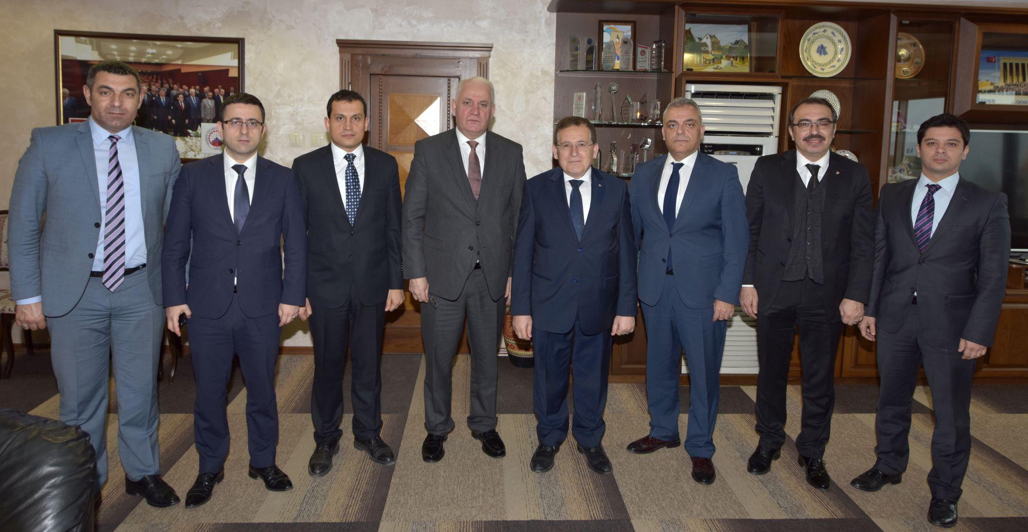 Trabzon iş dünyasından Bakan Albayrak'a ek limit teşekkürü