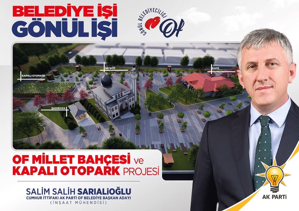 Salim Salih Sarıalioğlu Yeni Dönem Projelerini Açıkladı