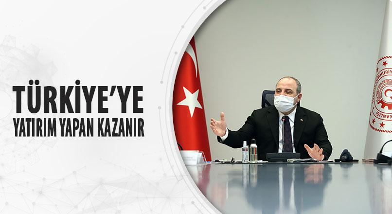 VARANK: TÜRKİYE' YE YATIRIM YAPAN KAZANIR