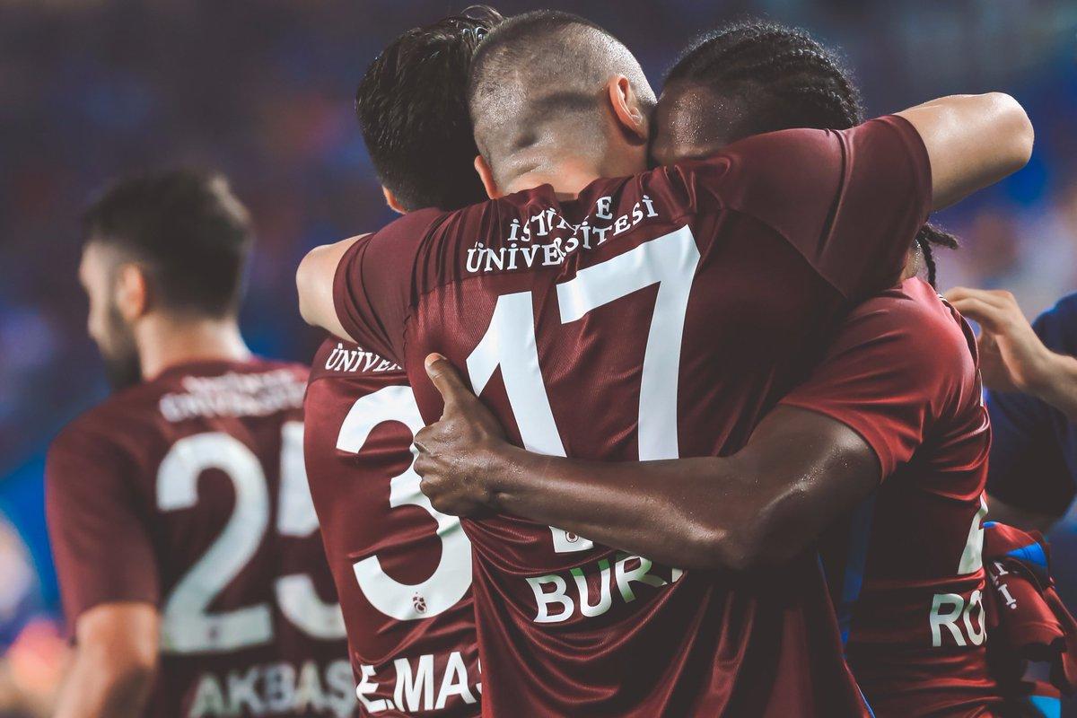 Trabzonspor'da Galatasaray maçı öncesi golcü sıkıntısı