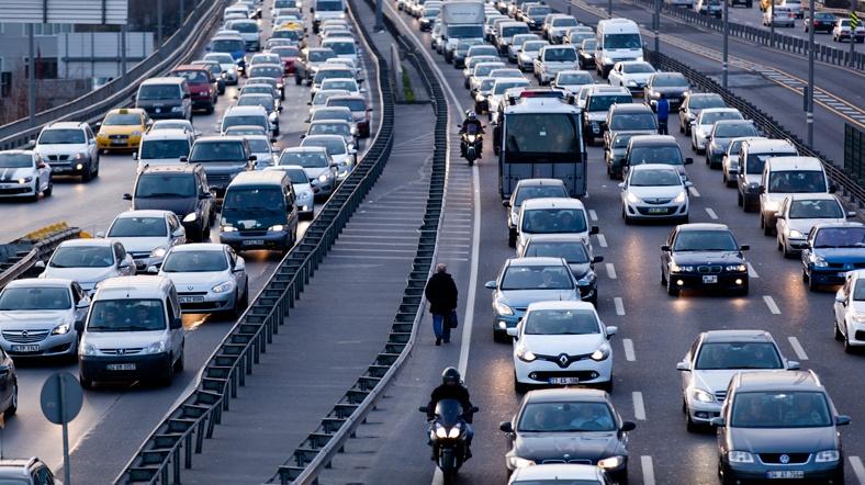 Trabzon'da Trafik Kontrolleri