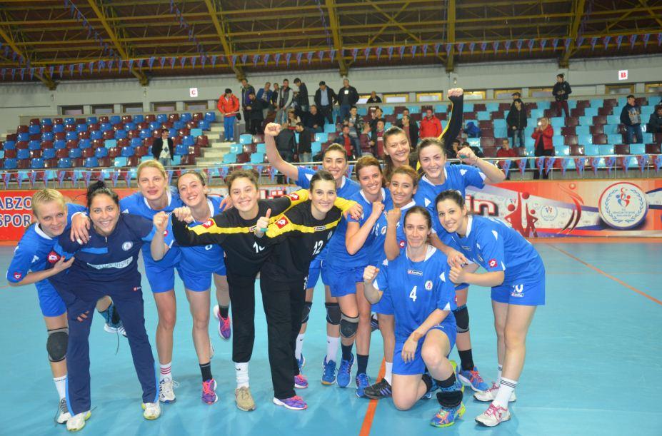 Zağnosspor 23 - 20 SPONO Eagles