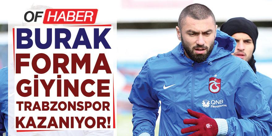 Trabzonspor'da Burak Yılmaz Güvencesi