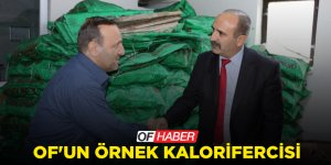 OF'UN ÖRNEK KALORİFERCİSİ