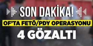 OF'ta Fetö/pdy Operasyonu