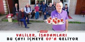 Ovacık Köyü, Dualı Çay Severlerin Akınına Uğruyor