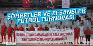 """""""Şöhretler Ve Efsaneler Futbol Turnuvası"""""""