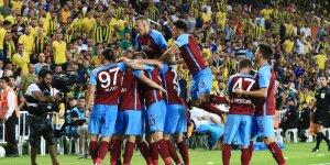 Trabzonspor'un hücum oyuncuları, 13 takıma bedel