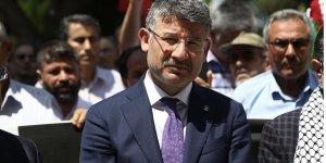 AK Parti Seyhan Belediye Başkan Adayı Saldırıya Uğradı