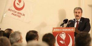 'YEREL SEÇİMLERDE CUMHUR İTTİFAKI'NIN RUHUNA BAĞLIYIZ'