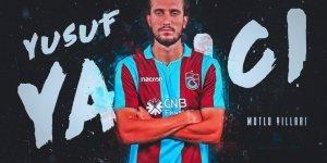 Trabzonsporlu Yusuf Yazıcı'ya Sürpriz Doğum Günü Kutlaması