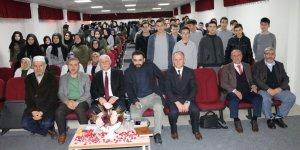 Of Anadolu İmam Hatip Lisesi'nde 'Değerler Eğitimi' Konferansı