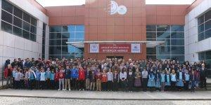 Of'ta 5. Geleneksel Okul Kış Spor Oyunları ödül töreni yapıldı