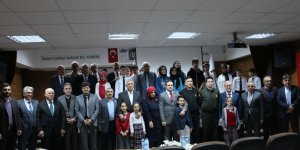 İstiklal Marşı'nın kabulünün 98. yılı Of'ta kutlandı