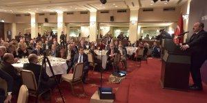 Sanayi ve Teknoloji Bakanı Varank, Trabzon'da iş dünyasıyla bir araya geldi