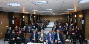 Of Halk Eğitim Merkezinde görevli Usta Öğreticilerle 2. dönem istişare toplantsı yapıldı.