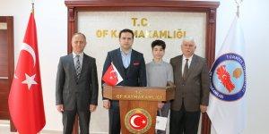 OF'A KARATE BRANŞINDA TÜRKİYE 3.LÜĞÜ GELDİ