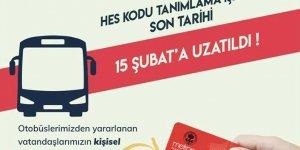 METROPOL TRABZON KARTA HES KODU TANIMLAMA SÜRESİ UZATILDI