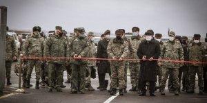 Dağlık Karabağ'da Türkiye-Rusya Ortak Merkezi Faaliyetlerine Başladı