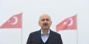 """""""1915 ÇANAKKALE KÖPRÜSÜ'NDE ANA KABLO MONTAJINA BAŞLIYORUZ"""""""