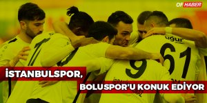 İstanbulspor- Boluspor maçı ne zaman, saat kaçta, hangi kanalda?