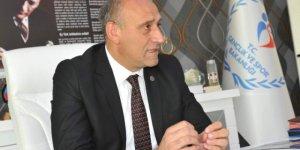 Trabzon Gençlik Hizmetleri Ve Spor Müdürü Öztürk