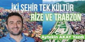 İki Şehir Tek Kültür - Aytekin Akay