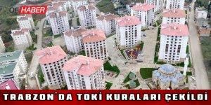 Trabzon'da Toki Kuraları Çekildi