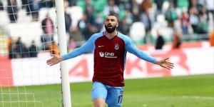 Burak Yılmaz: Beni Ben Yapan Trabzonspor'dur